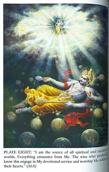 Literary analysis of the bhagavad gita
